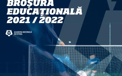 Descoperă broșura educațională 2021/2022